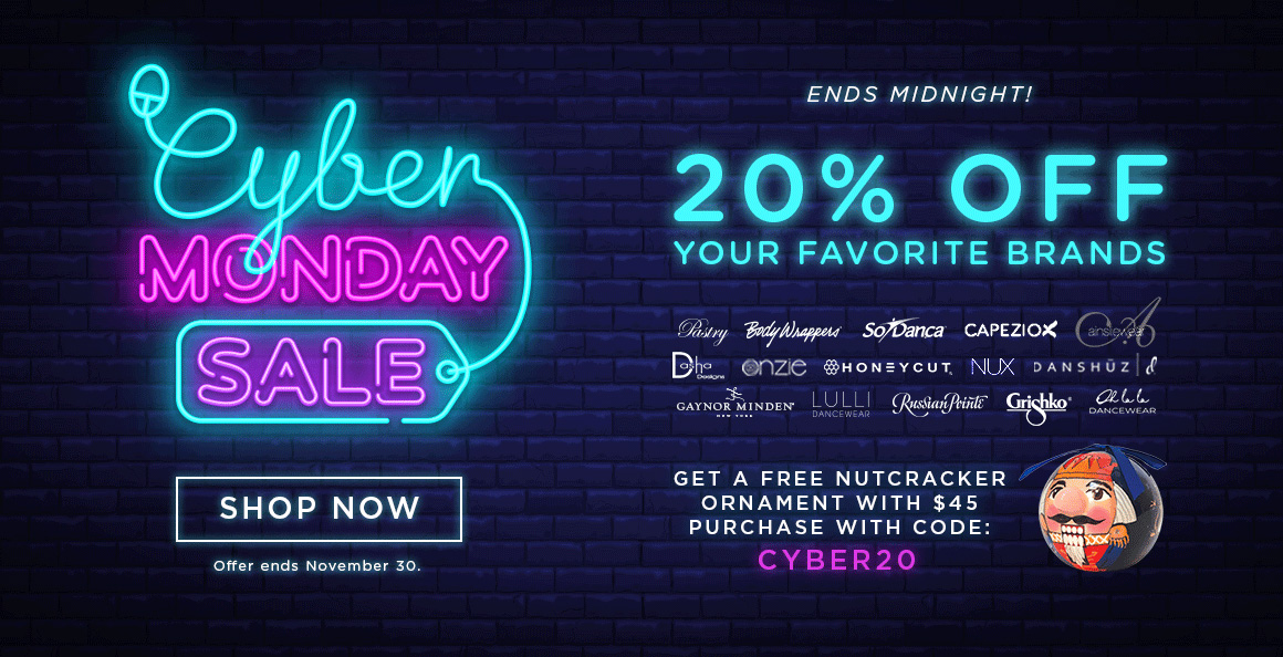 20% off your favorite brands