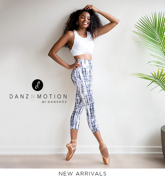 Danznmotion dance clothing new arrivals