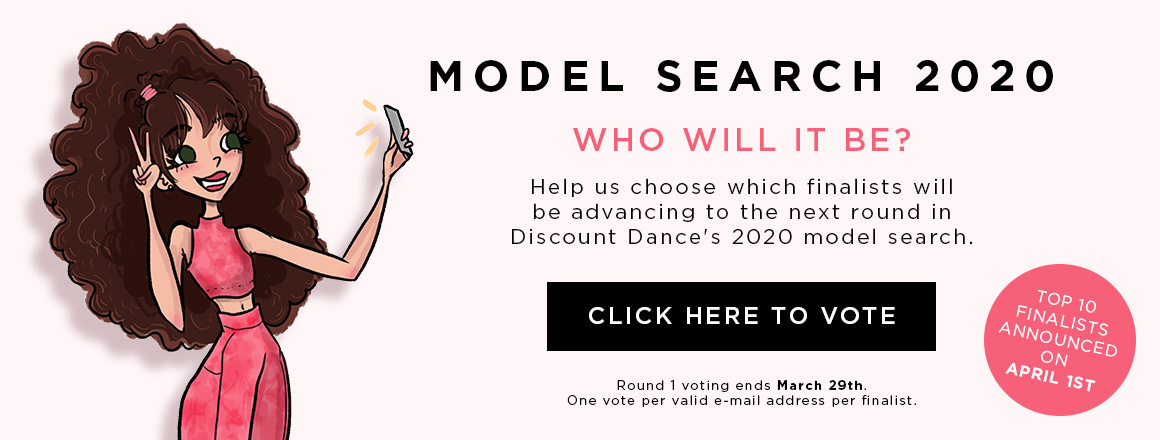 Link to the Discount Dnace model search page.
