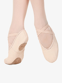 "Nikolay - Womens ""Model 4 Opus"" Canvas Ballet Shoes"