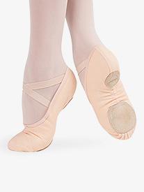 """Nikolay - Womens """"Tempo"""" Canvas Ballet Shoes"""