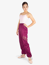 Nikolay - Womens Heat Retention Warm-up Pants