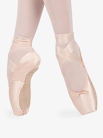 "Nikolay - Womens ""Smart"" Satin Pointe Shoes"