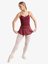 Capezio - Womens Pull-On Ballet Skirt