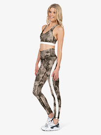 Thrive Societe - Printed 7/8 Arc Legging