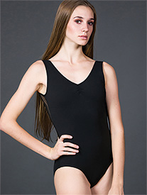 Suffolk - Adult Pinch Front Tank Leotard