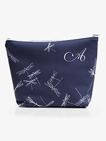 "Ainsliewear - ""Dragonfly"" Print Make-up Bag"