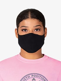 Bloch - Adult Soft Stretch Face Mask