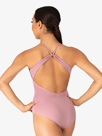 BalTogs - Womens Pinched Back Camisole Leotard