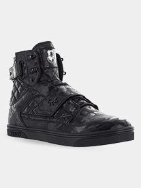 """Vlado - Adult Unisex """"Atlas"""" Camoflauge Print High-Top Sneakers"""