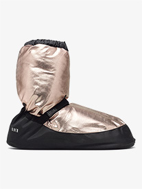 Bloch - Adult Metallic Warm-up Boots