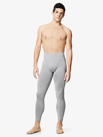 "Lulli - Mens ""Emanual"" Microfiber High Waist Dance Leggings"