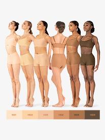 Mariia - Womens True Bare Basic Camisole Bra Top