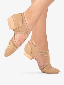 Mariia MX - Girls Leather & Neoprene Modern Teaching Shoes
