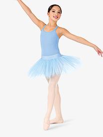 Natalie - Girls 4-Layer Ballet Tutu Skirt
