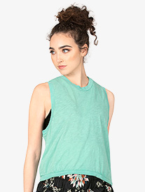 "Free People Movement - Womens ""Love Tank"" Workout Crop Top"