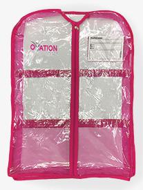 Ovation Gear - Short Gusseted Garment Bag