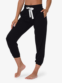 "Onzie - Womens ""Divine"" Drawstring Workout Pants"