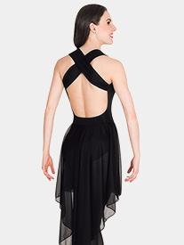Body Wrappers - Womens Tiler Peck Sweetheart Tank Dance Dress
