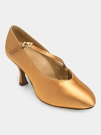 "Ray Rose - Womens ""Rockslide"" Diagonal Strap Ballroom Dance Shoes"