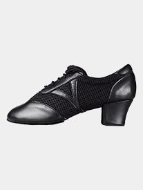 "Dance America - Womens ""Savannah"" 1.5"" Heel Practice Ballroom Dance Shoes"