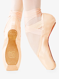 - Womens Sleek Fit Pointe Shoes