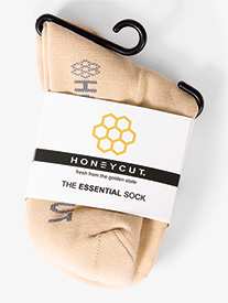 Honeycut - Girls Essential Dance Sock