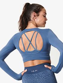 NUX - Key Long Sleeve Top