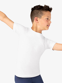 Theatricals - Boys Fitted Short Sleeve Dance Tee