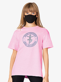 - Girls Sixth Position T Shirt