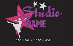 Custom design: Studio Name 2 design