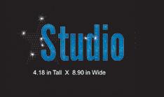Custom design: Studio design